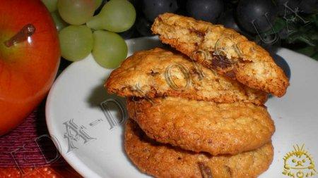 Овсяное печенье №2