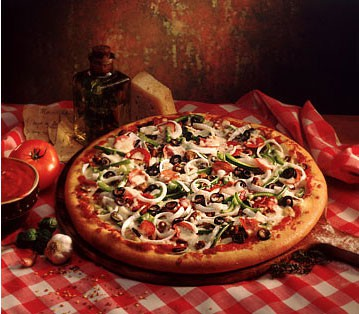Все о пицце
