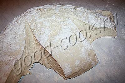 Дрожжевое тесто с поздним введением масла