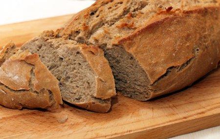 Гречневый хлеб с семечками