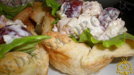 Ещё один салат «Вальдорф»