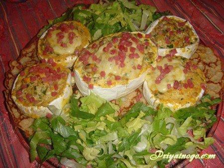 Фаршированный сыр
