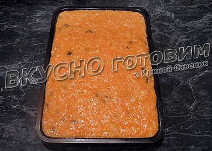 Тыква, запеченная с рисом