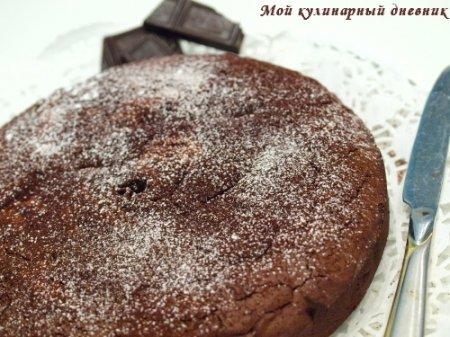 Самый шоколадный пирог