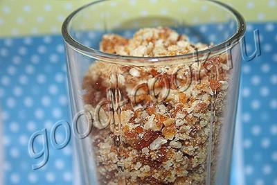 Орехи в карамели (пралине)