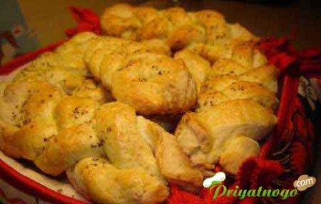 Печенье «Косички»