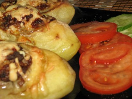 Картофельные башмачки