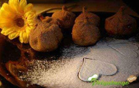 Конфеты из инжира