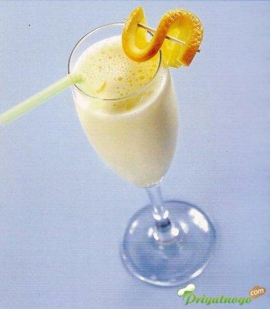 Коктейль «Апельсиновое молоко»