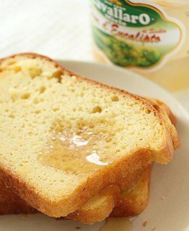 Португальский кукурузный хлеб