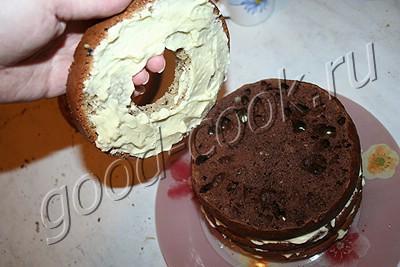 Торт «Пасхальный»