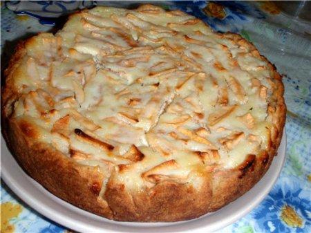 «Цветаевский» пирог