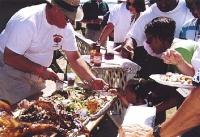 Чемпионат по приготовлению барбекю в Мемфисе