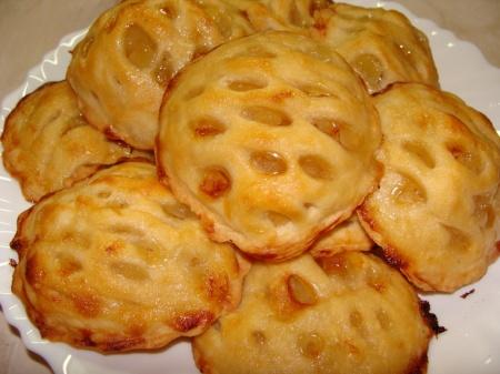 Ананасовое печенье