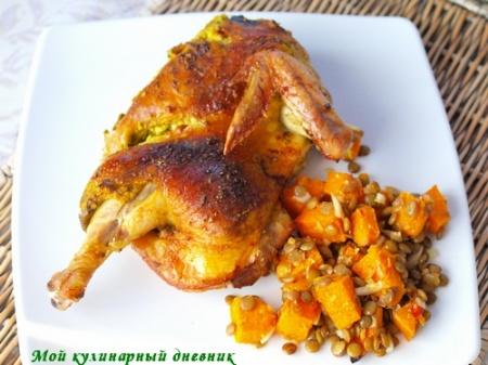 Курица по-кашмирски