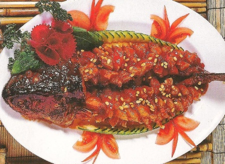 Рыба «Китайский дракон»