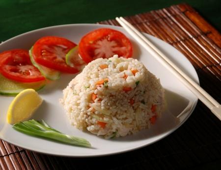 Тайский жареный рис