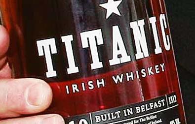 Выпущено виски к столетию «Титаника»