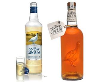 Ледяное виски «замораживает» подарки