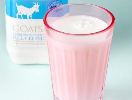 Козье молоко укрепит здоровье