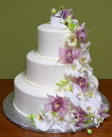 История свадебного торта