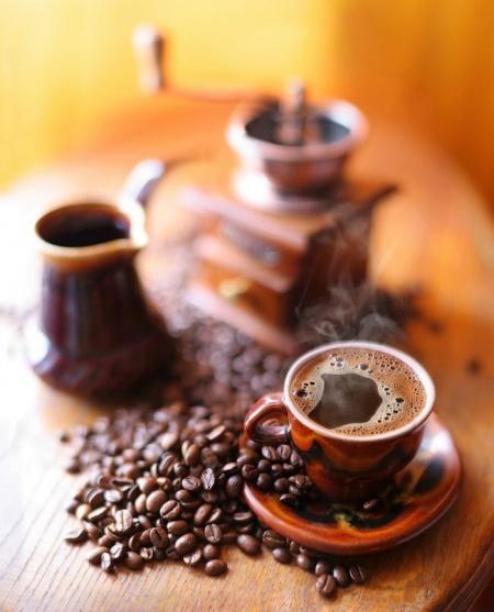 Как приготовить кофе в турке?