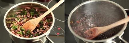 Стейк с классическим винным соусом