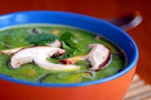 Гороховый суп «Грибной»