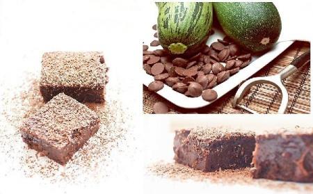 Брауниз из цуккини