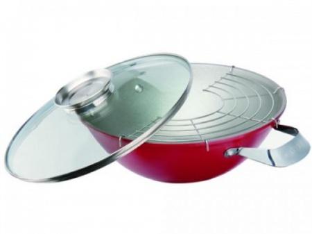 Сковорода вок — незаменимая помощница на кухне!