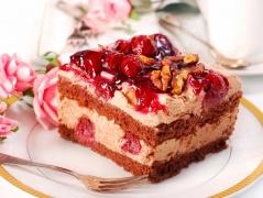 Торт «Новогоднее утешенье»