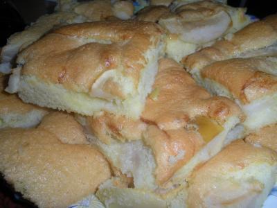Яблочный пирог или шарлотка