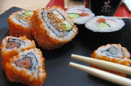 Лучшие суши от лучших мастеров