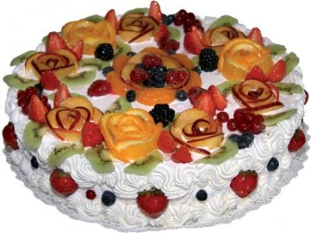 Торт «Самоцвет»