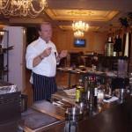 Шеф-повар, готовивший для английской королевы, провел мастер-класс на Байкале