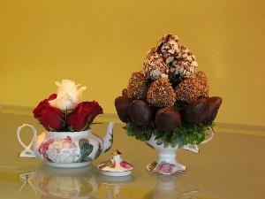 Миндальные конфеты