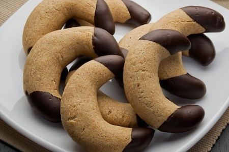 Медовое печенье