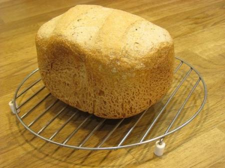 Хлеб без масла и сахара по мотивам итальянского