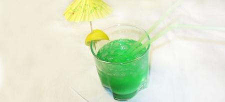 Коктейль «Зеленое озеро»