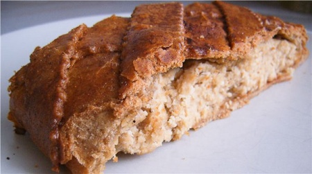 Калакукко (финский ржаной пирог)