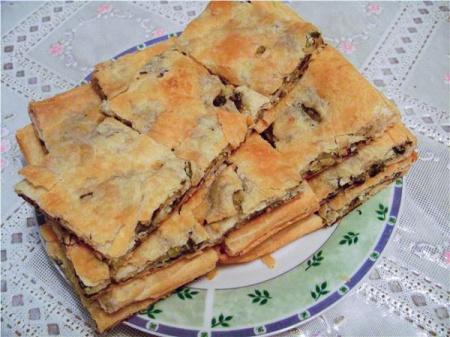 Пирог по-гречески