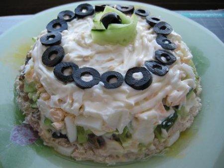 Салат «Вкуснотище»