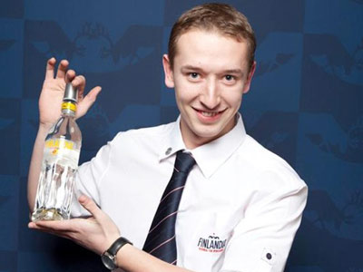 Конкурс Finlandia Vodka Cup выиграл польский бармен с балтийского побережья