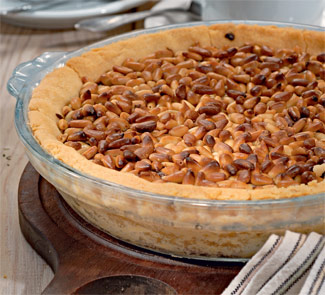 Пирог с кедровыми орешками