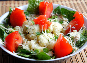 Итальянские клецки с картофелем
