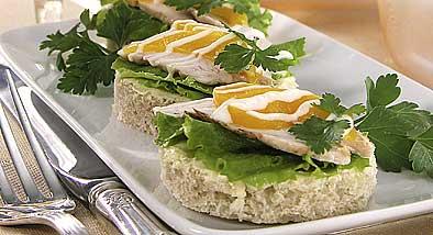 Бутерброд «Раскошный»
