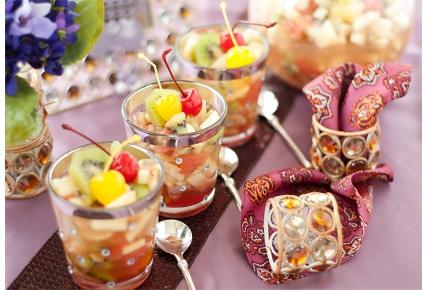 Фруктовый салат «Экзотика»