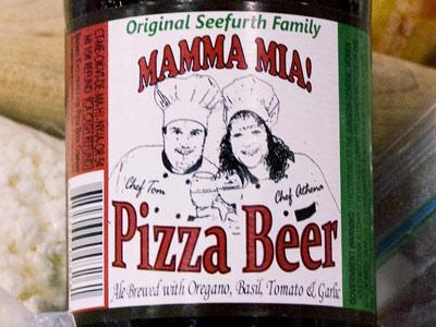 Американцы придумали пиво с запахом пиццы