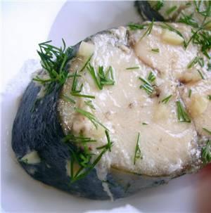 Рыба на пару: рецепт для аэрогриля
