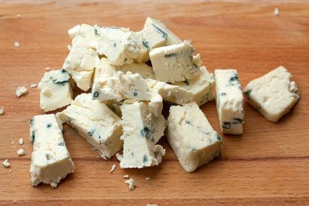 Тальятелле с сырным соусом
